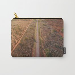 Earth Tones Carry-All Pouch