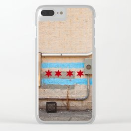 Chicagoland Clear iPhone Case