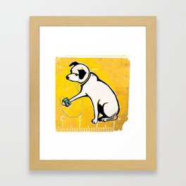 iWonder Framed Art Print