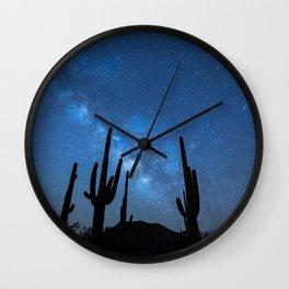 Milkyway Desert Wall Clock