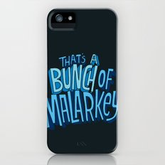 Malarkey iPhone (5, 5s) Slim Case