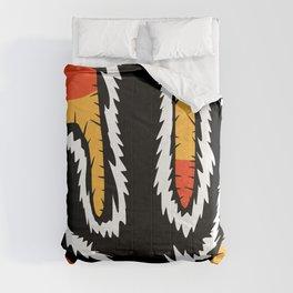 Cactus spikes Comforters