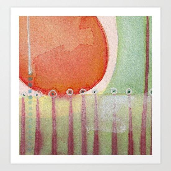 Penetrate Art Print