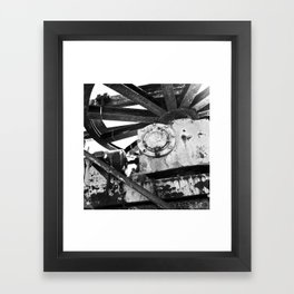 Big A II Framed Art Print