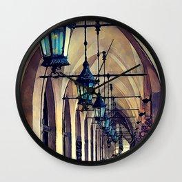 Cracow Cloth Hall Wall Clock