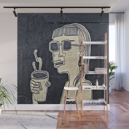 Morning Boost Wall Mural