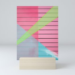 Color Blast Mini Art Print