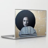 musa Laptop & iPad Skins featuring MUSA by Michela Ezekiela Riba