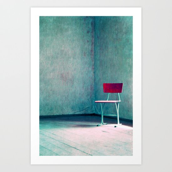 sesión Art Print