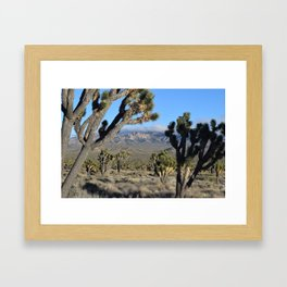 """As Far as You Can See"" Framed Art Print"