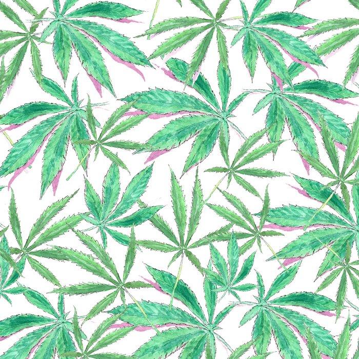 420 Leaves Leggings
