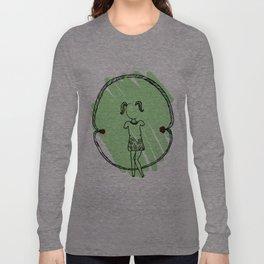 La cuerda Long Sleeve T-shirt