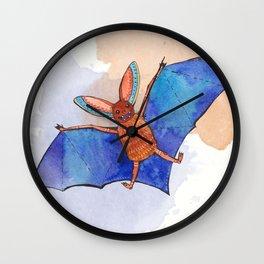 Funny Bat Wall Clock