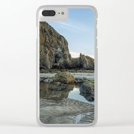 Morning at Cannon Beach Clear iPhone Case