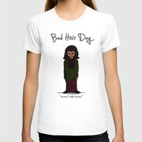 planet of the apes T-shirts featuring bad hair day no:1 / Planet of the Apes by niles yosira