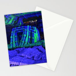 The Entrance To Our Rabbithole Stationery Cards
