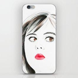 Rae Earl iPhone Skin