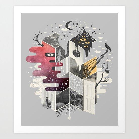 Jung At Heart Art Print
