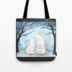 Goodnight Bunny Tote Bag