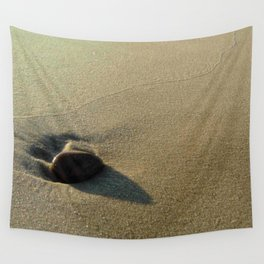 Oceanic pebble 4 Wall Tapestry