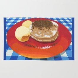 Pancakes Week 15 Rug