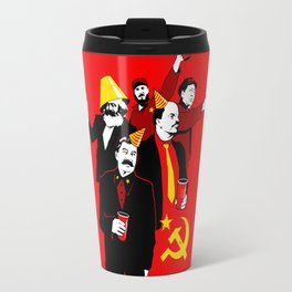 The Communist Party (variant) Travel Mug