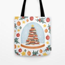 BOOKISH CHRISTMAS Tote Bag