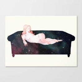 Misha Canvas Print