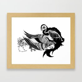 Paco Framed Art Print