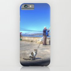 Fishermen And Cats Istanbul iPhone 6s Slim Case