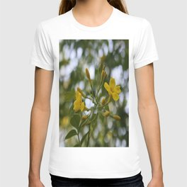 Shaded Carolina Jessamine T-shirt