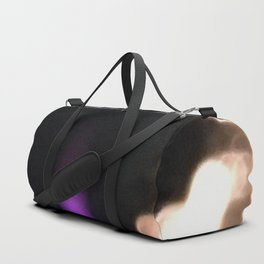 Castle at Night's Light Duffle Bag