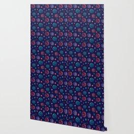 Cosmic Swirl Wallpaper