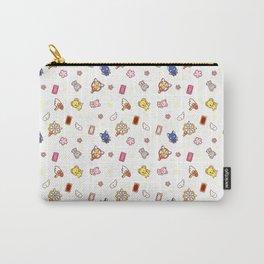 cardcaptor sakura cute stuff pattern Carry-All Pouch