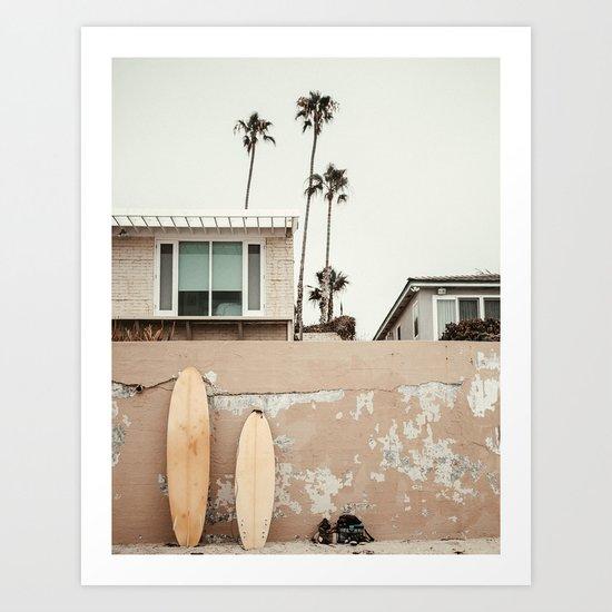 San Diego Surfing by scissorhaus
