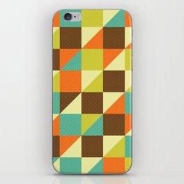 GeoPatt iPhone Skin