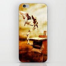 Feeding the Dragon iPhone & iPod Skin
