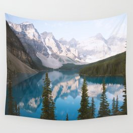 Lake Moraine Dos Wall Tapestry