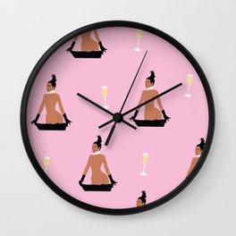 Kim Kardashian Wall Clock