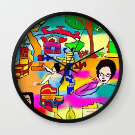 Commitment Wall Clock
