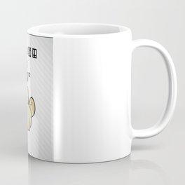 Ese mono de 3 cabezas Coffee Mug