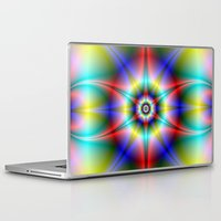 halo Laptop & iPad Skins featuring Star Halo by Objowl