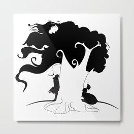 JANE EYRE Metal Print