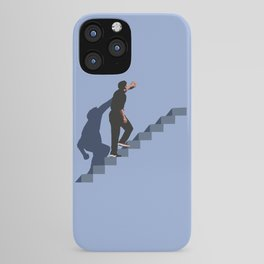 How's it going to end ? iPhone Case