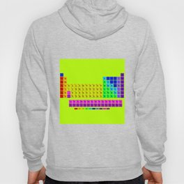 Periodic table of element Hoody