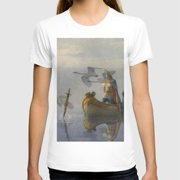 King Arthur and Excalibur T-shirt