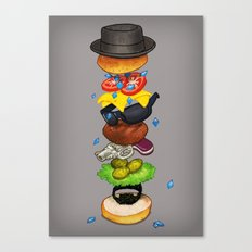 Heisenberger Canvas Print