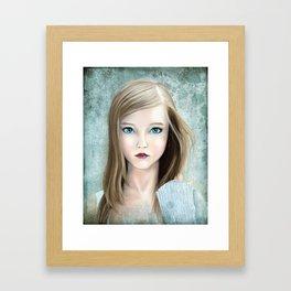 Young Schmiel Framed Art Print