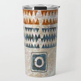 Ancestral Ornament 1B Travel Mug