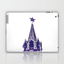 Kremlin Chimes-violet Laptop & iPad Skin